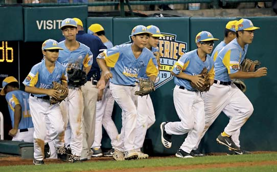 Curacao to face Louisiana for Little League championship | AP sports