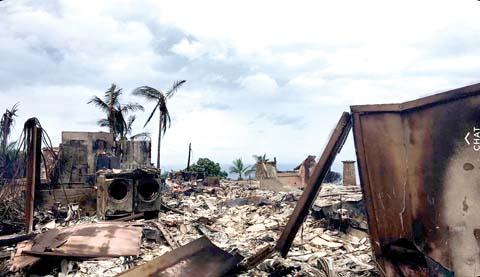 Lahaina Fires: One year later | News, Sports, Jobs - Maui News