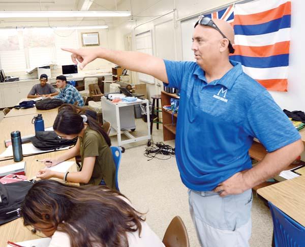 Maui schools begin to install window AC via new DOE program