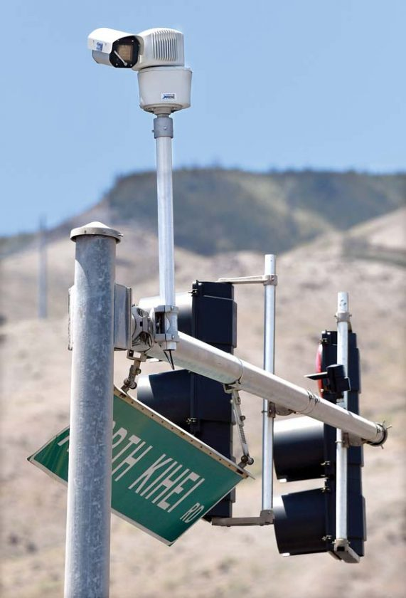 Real-time traffic cameras for Maui now online | News, Sports