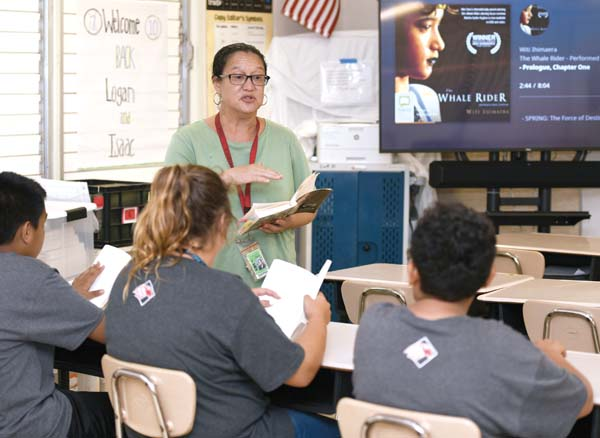 Maui schools among top 5 in state enrollment