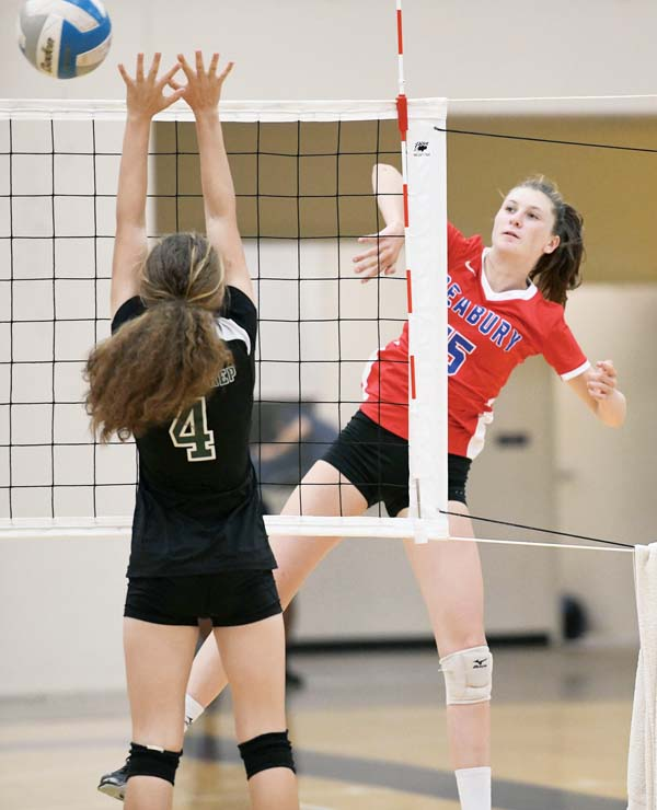 Spartans sweep past Na Pueo