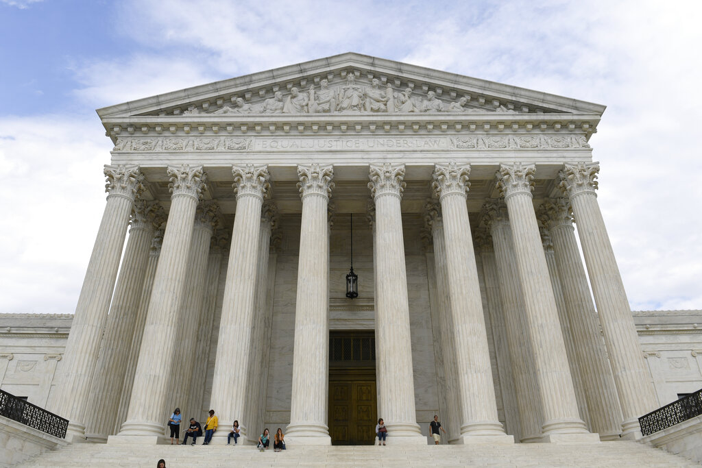 Supreme Court rejects EPA's narrow view of Clean Water Act
