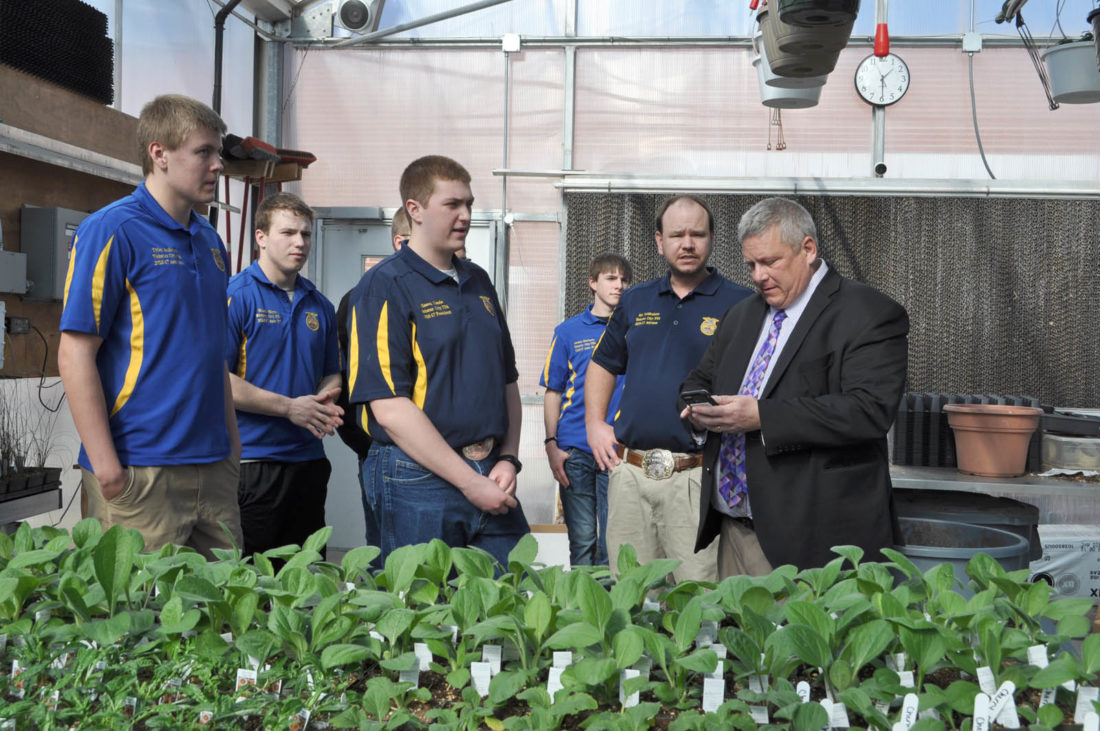 Agricultural education | News, Sports, Jobs - Messenger News