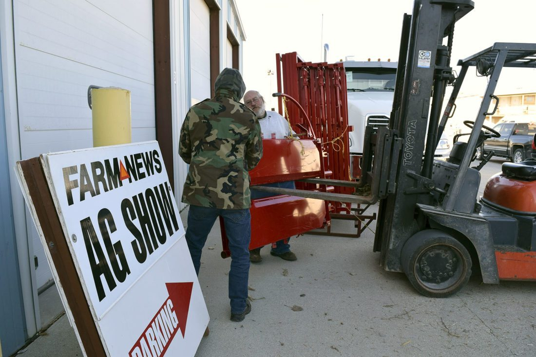 Prepping for today's Farm News Ag Show | News, Sports, Jobs