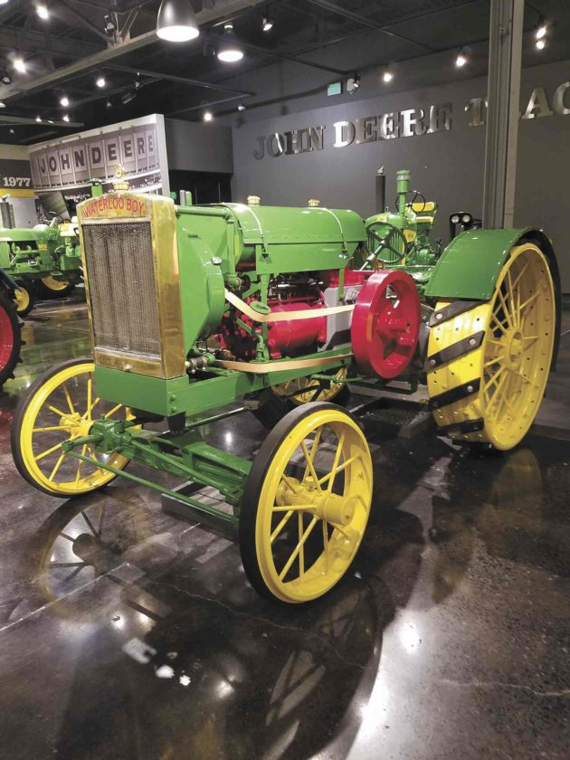 john deere to celebrate 100 years of tractors news sports jobs