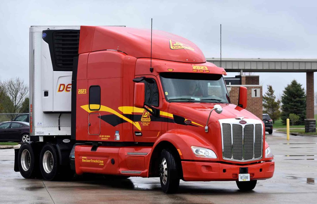 Trucking industry sees increase in automatic transmissions