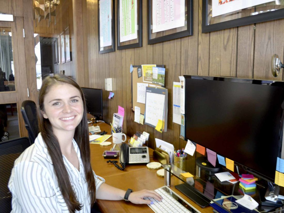 When It All Came Together At Tiedemans >> Gretchen Tiedeman News Sports Jobs Messenger News