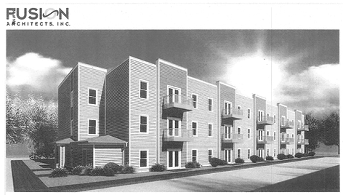 Rooms: Apartment Project Added To Red Bull Division Urban Renewal