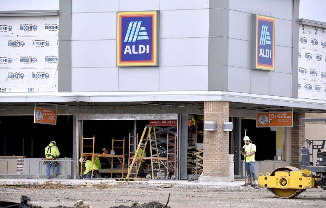 Aldi Undertakes Ambitious Remodel News Sports Jobs