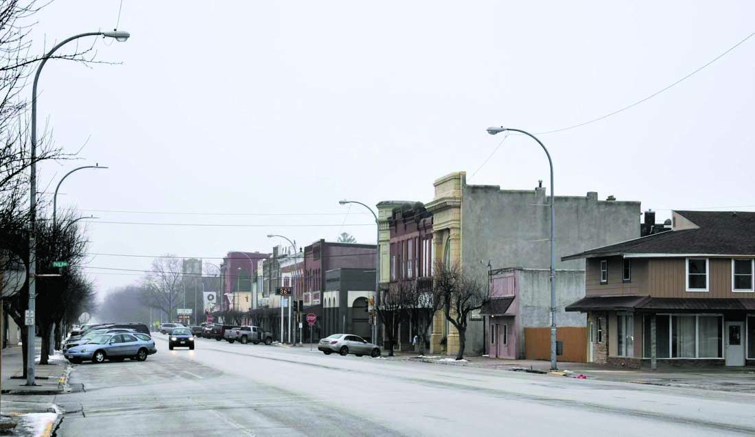 Eagle Grove sets sights on downtown | News, Sports, Jobs