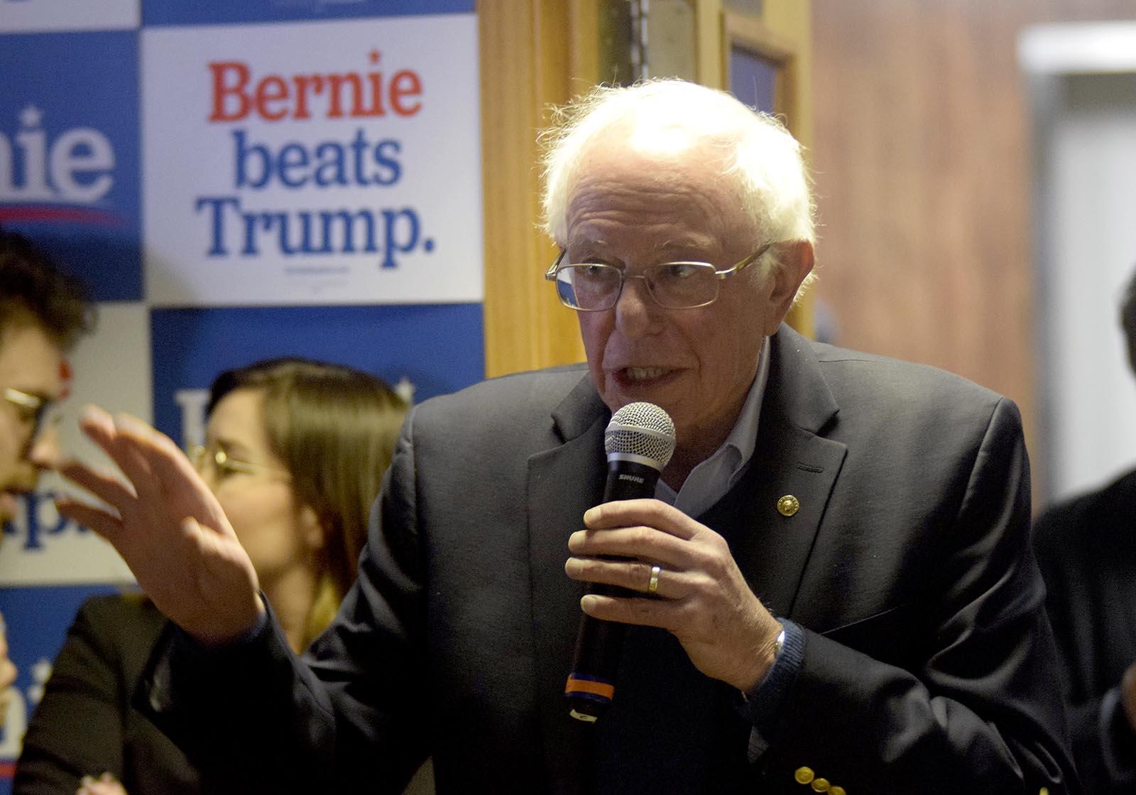 Sanders talks climate change | News, Sports, Jobs - Fort Dodge Messenger