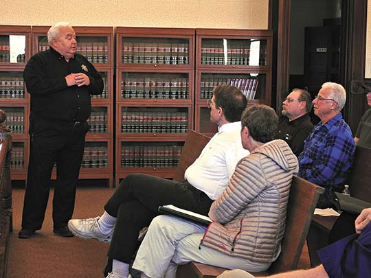 County jail task force holds initial meeting | News, Sports