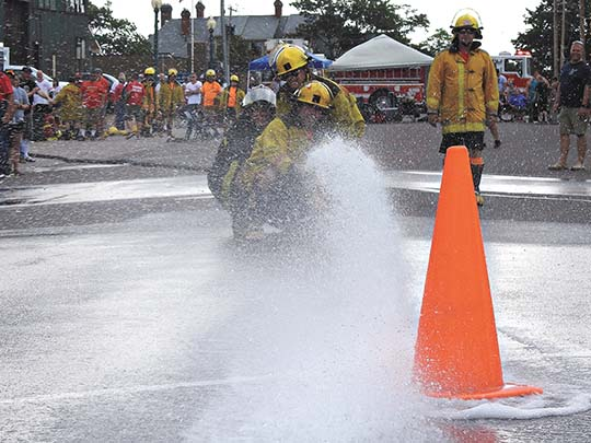 Cal  Twp  hosts U P  Firefighters Tournament | News, Sports