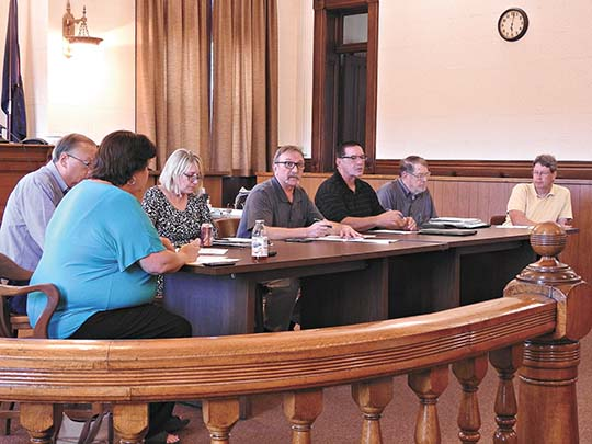 Task force narrows options | News, Sports, Jobs - The Mining