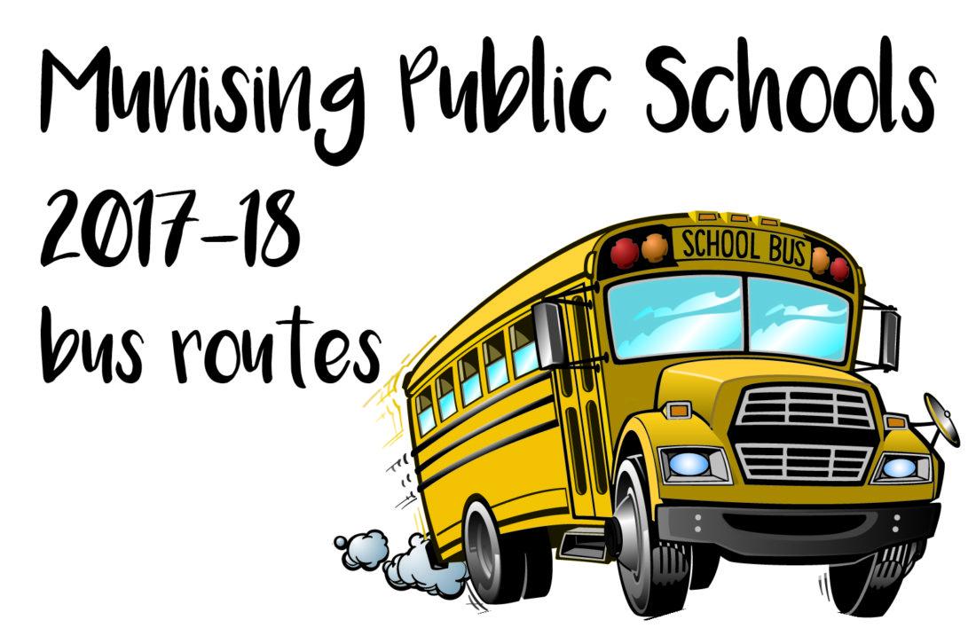 Powell Truck Sales >> Munising Public Schools 2017-18 bus routes | News, Sports ...