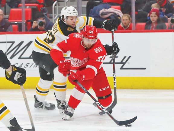 Detroit Red Wings Continue To Trade Players For Draft Picks Prospects News Sports Jobs The Mining Journal