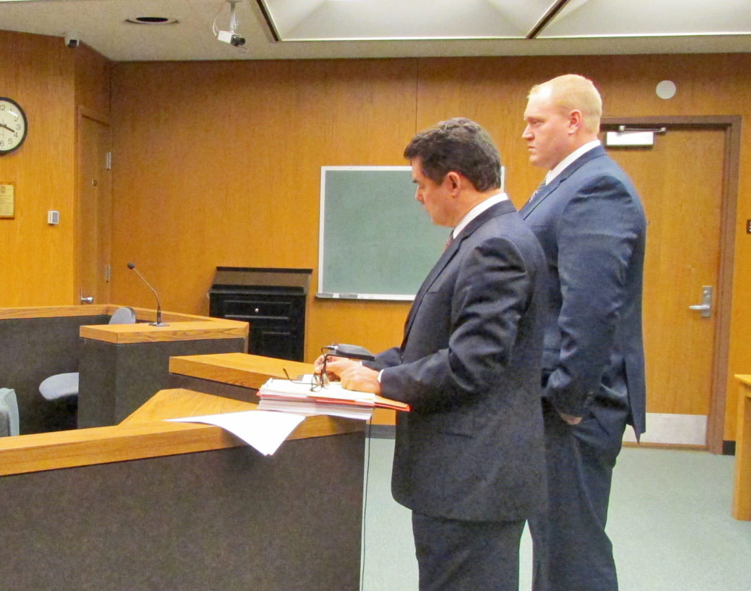 Boss enters no contest plea to reduced charge | News, Sports, Jobs