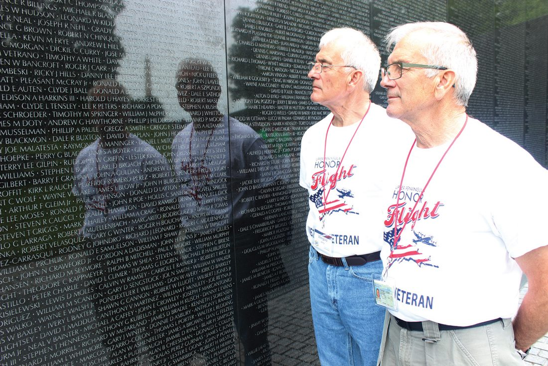 Local Vets Share Their Stories
