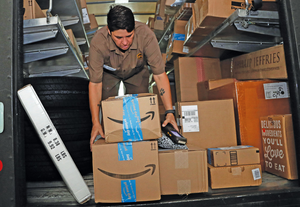 Retail rivals crash Amazon's Prime Day party | News, Sports, Jobs