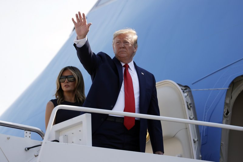 Trump heads for golf club holiday as summer storms loom   News