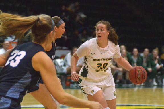 Northern Michigan University Wildcat Women S Basketball Team