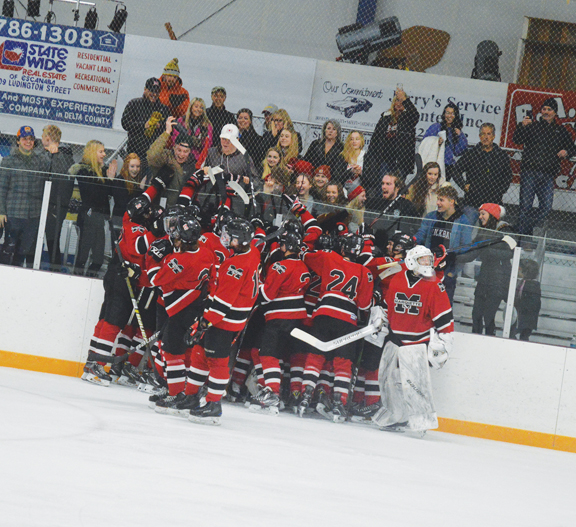 Marquette Redmen Icers Take Nothing For Granted In