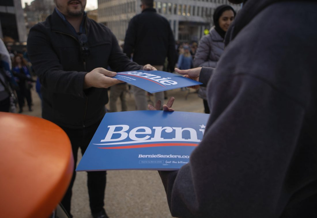 Dems Look To Michigan Primary As Testing Ground For