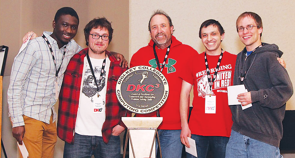 MSU computer science students win competition   News