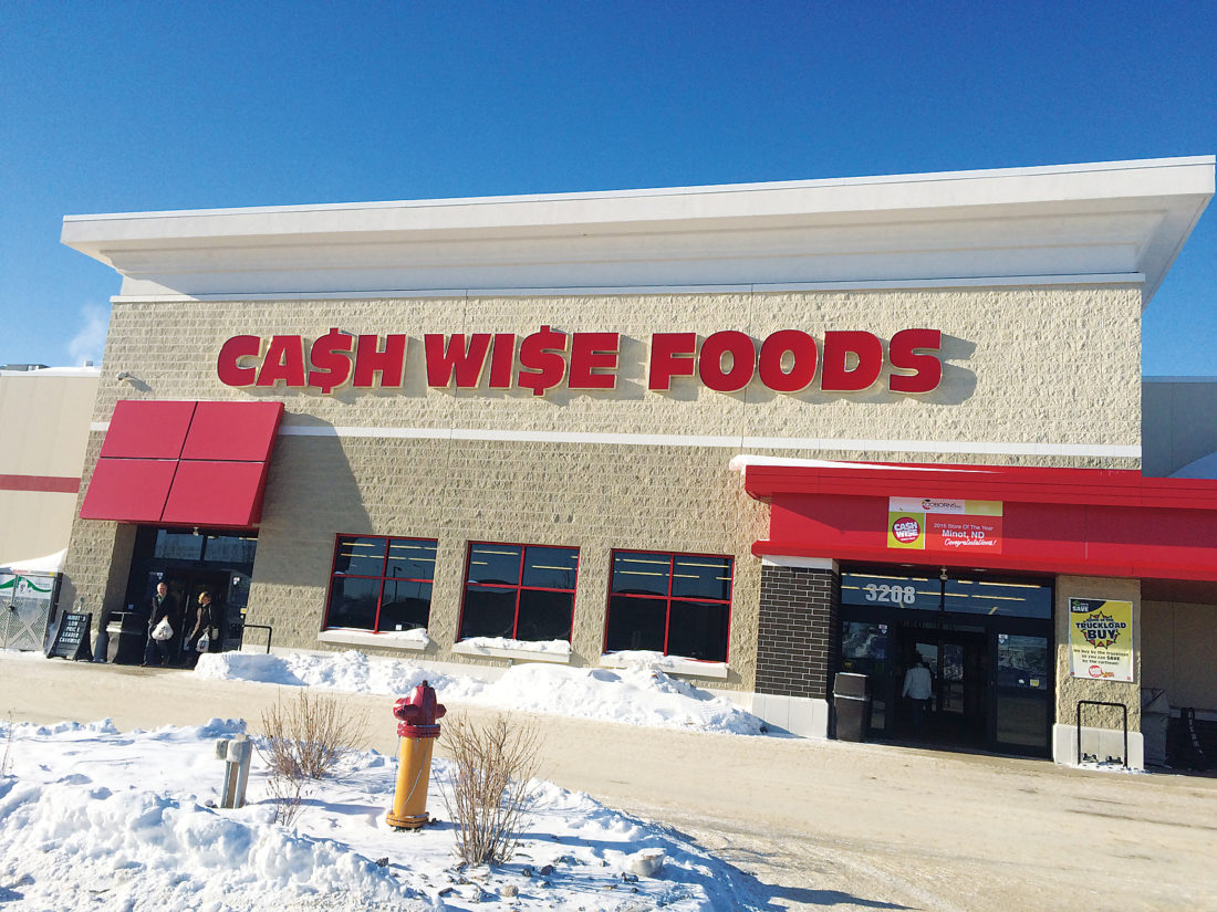 Cash Wise Foods Watford City Nd