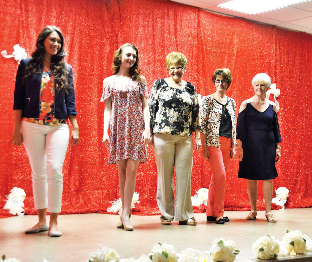 Steppin Out In Style News Sports Jobs Minot Daily News