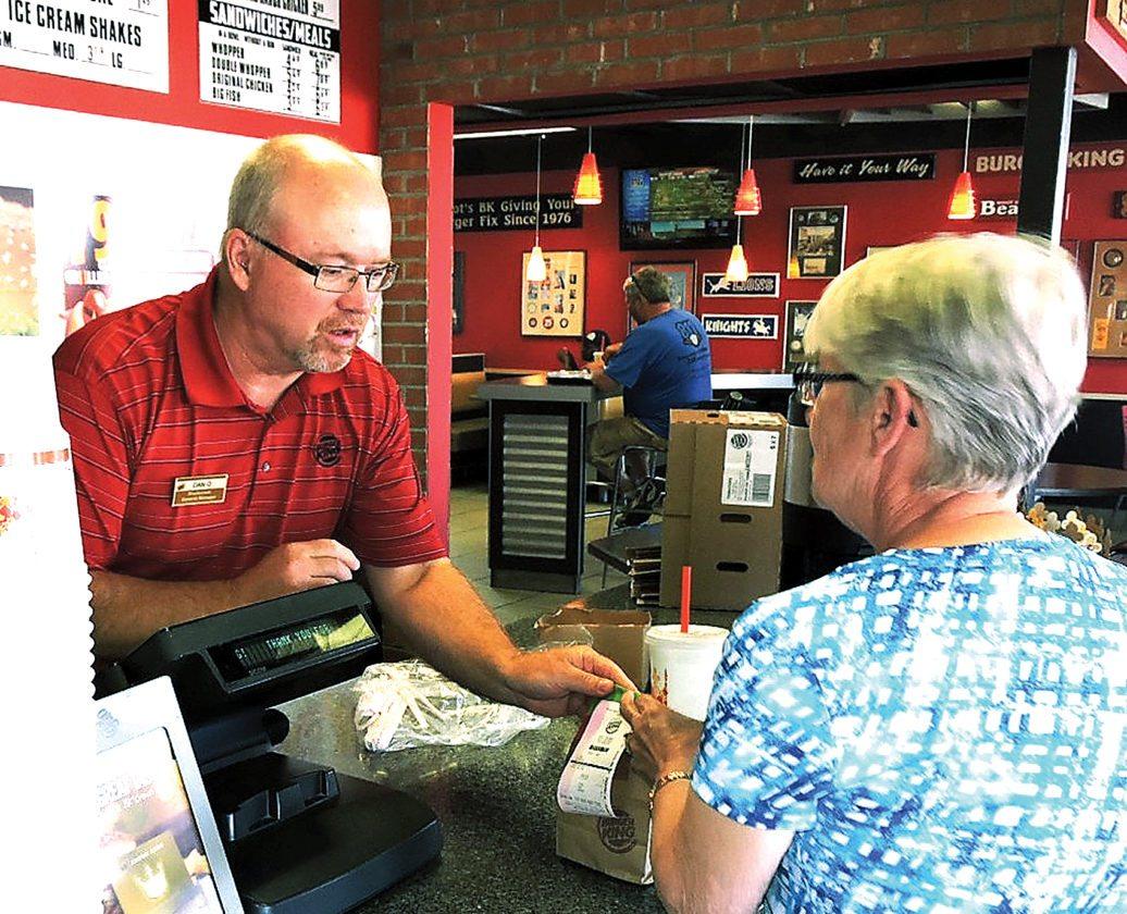 "Say ""Hi!"" to the Burger King guy | News, Sports, Jobs - Minot"