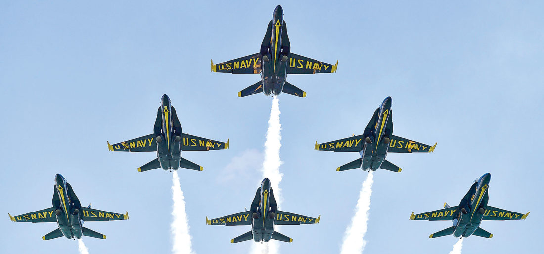 Blue Angels, Thunderbirds coming to ND this summer | News