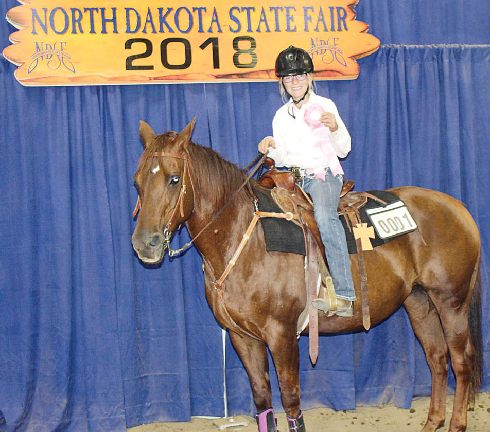 Ward County youth win at 4-H Horse Show | News, Sports