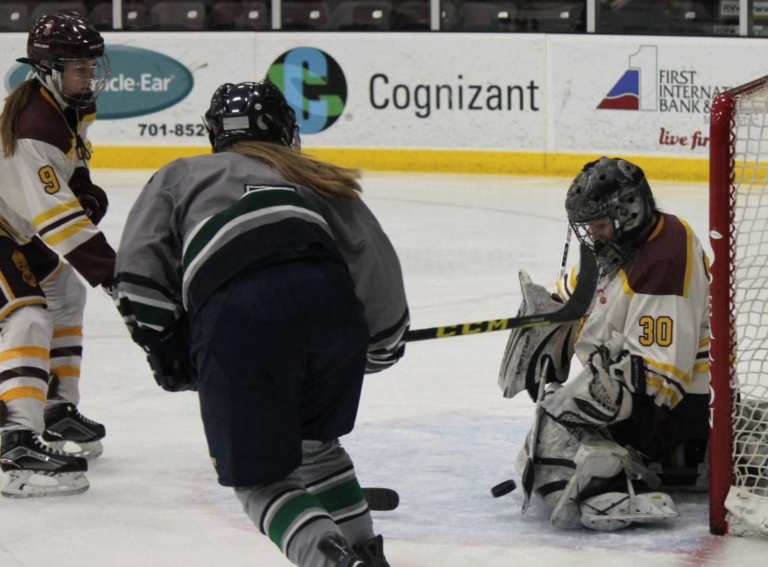 Minot High Girls Hockey Reloads For A New Season News Sports