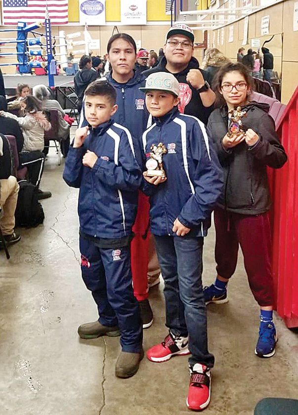 Three Nation Boxing Club Makes The Sport A Family Affair