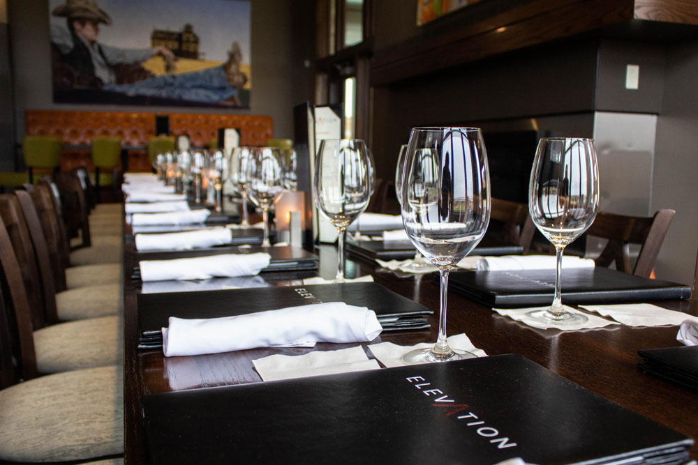 Dining Out Elevation Meets Exceeds Lofty Ambitions News