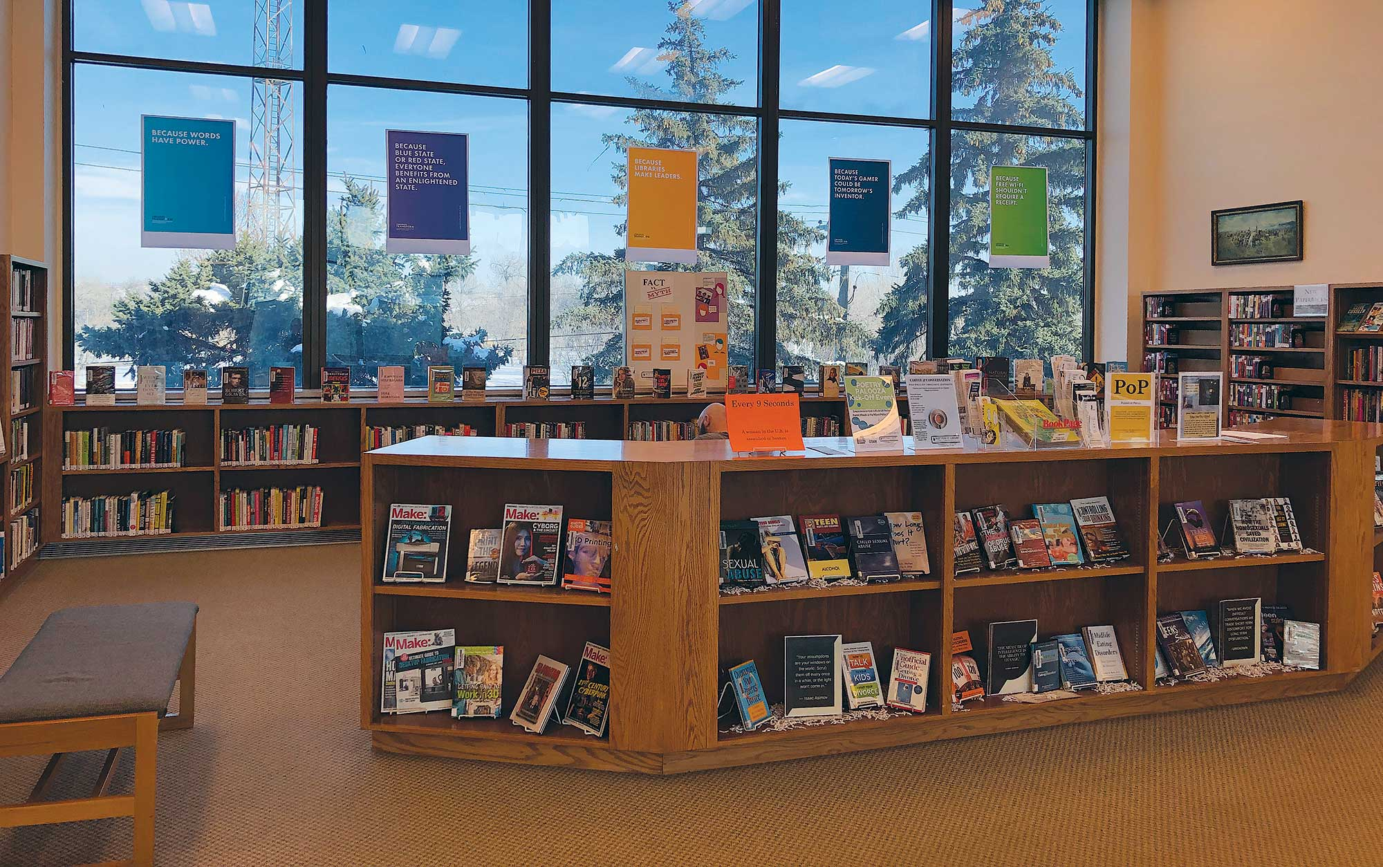 Minot Public Library offers a wide range of events for all ages