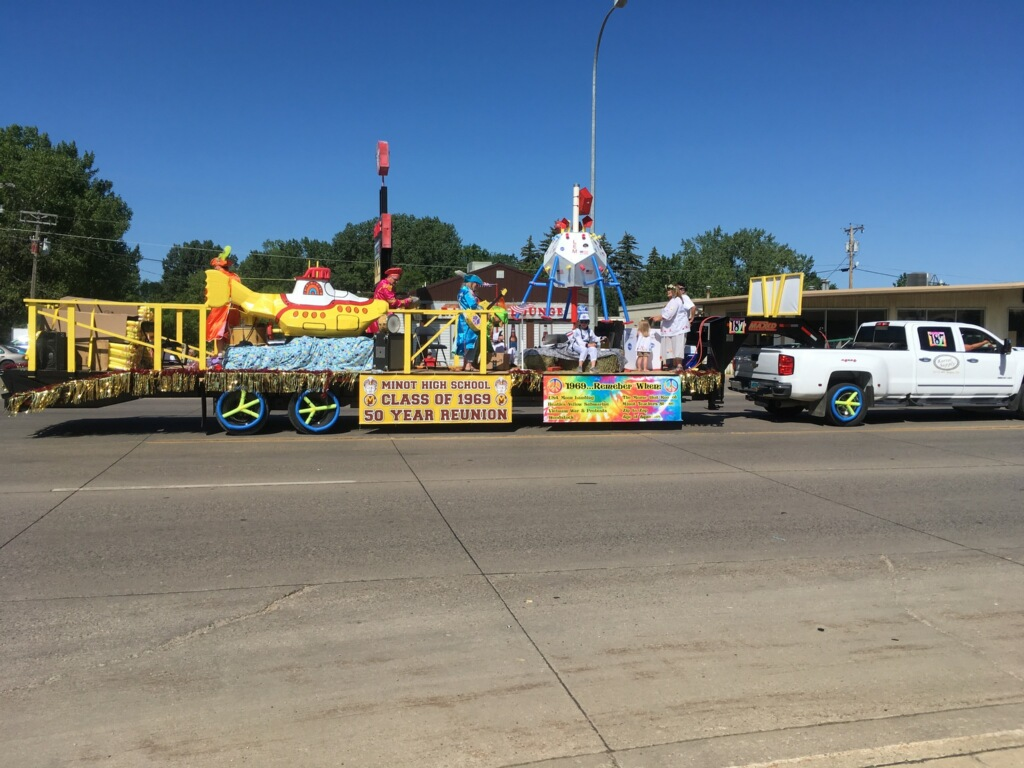Winners of ND State Parade announced | News, Sports, Jobs