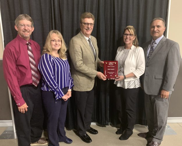 Trinity Health honored for support of nursing education