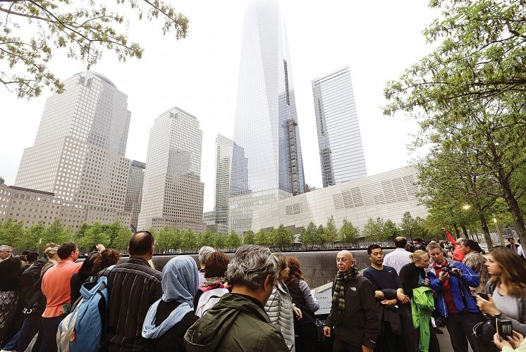 Commemorating 9/11: Aftermath extends and evolves