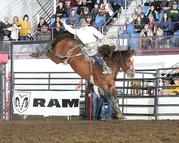 Badlands circuit champs competing at Minot rodeo gain berths to National Circuit Finals