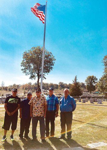 White Shield Vietnam veteran says farewell to fellow Marine after 51 years