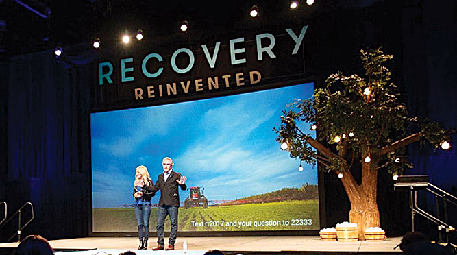 Recovery Reinvented 2019 focus on building recovery supports
