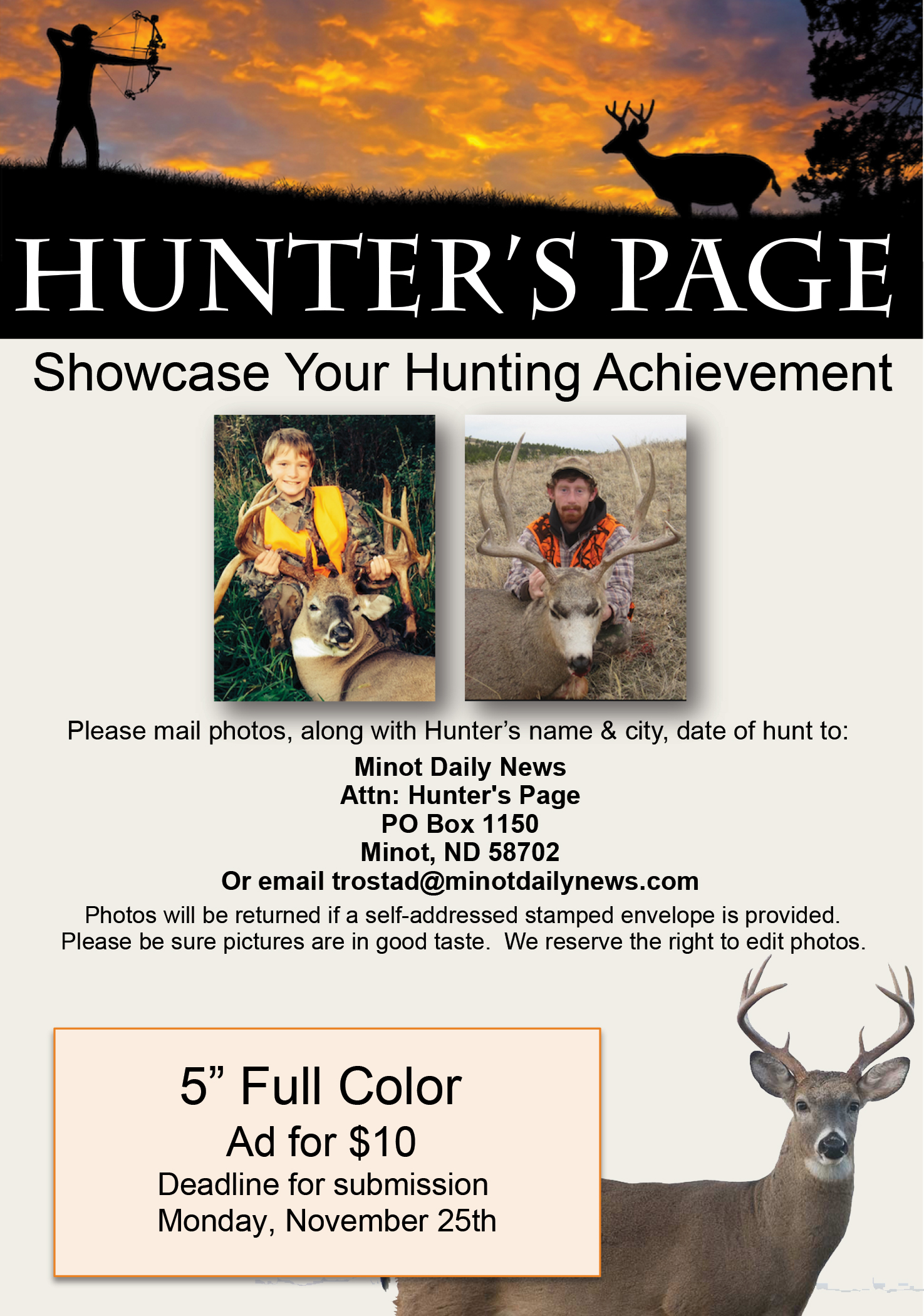 HuntersPage