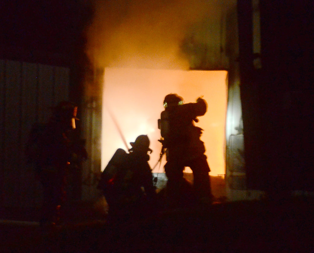 Outbuilding at Shaum's Chair destroyed by fire | News