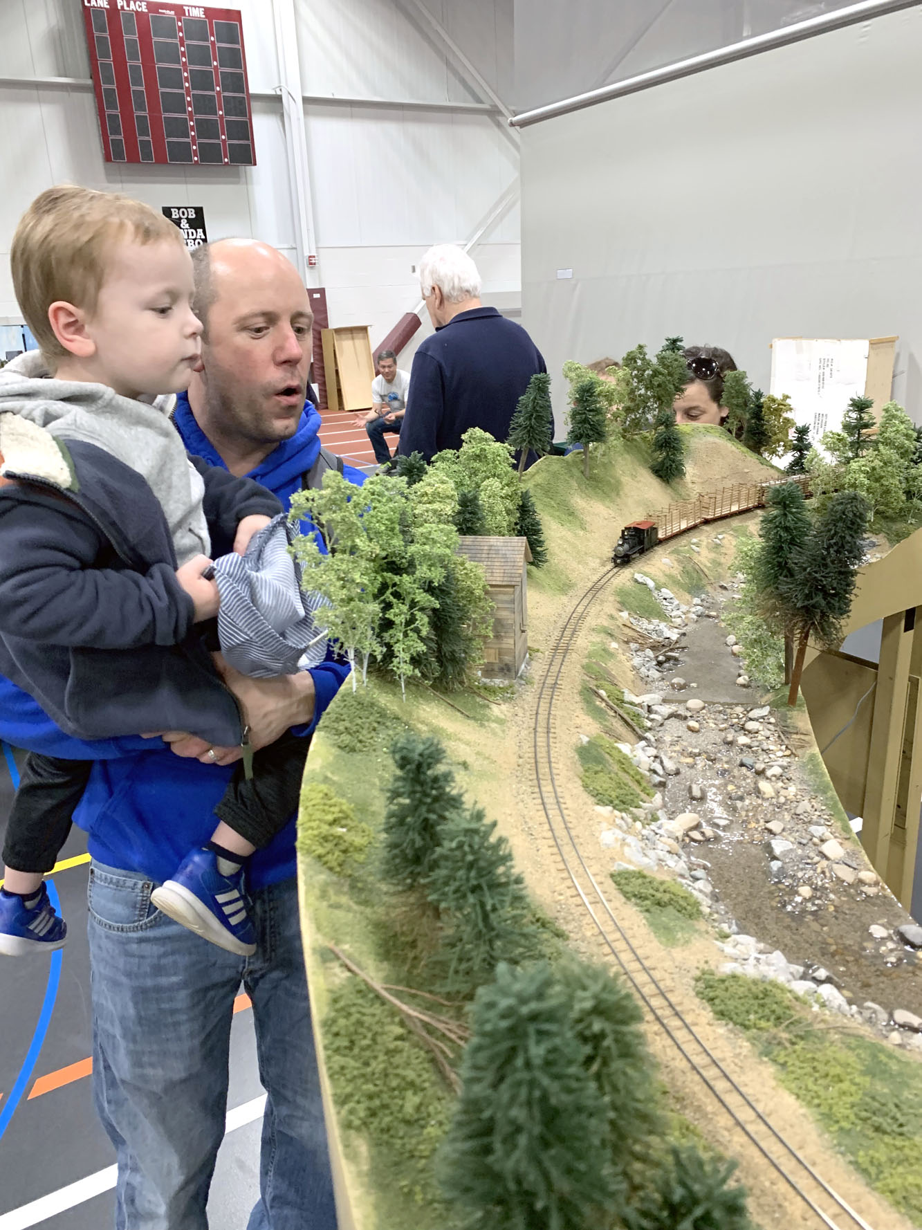 These model train fanatics also are perfectionists | News, Sports, Jobs - Morning Journal
