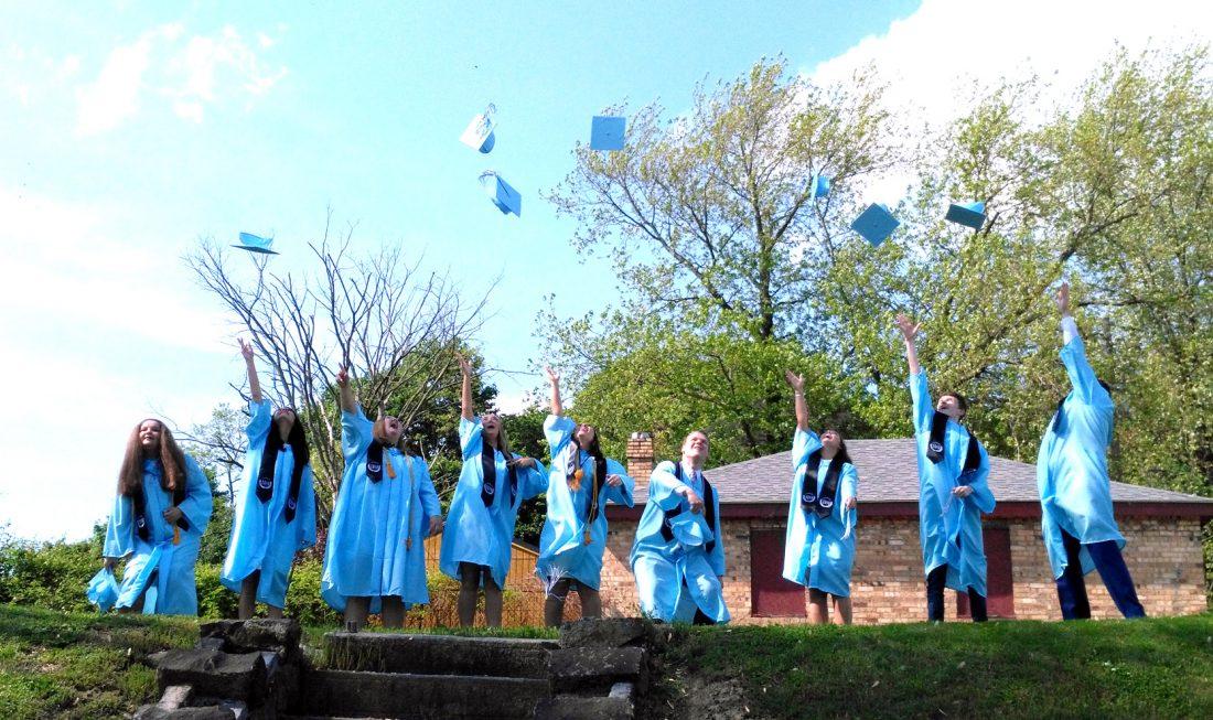 ELCS graduation | News, Sports, Jobs - Morning Journal