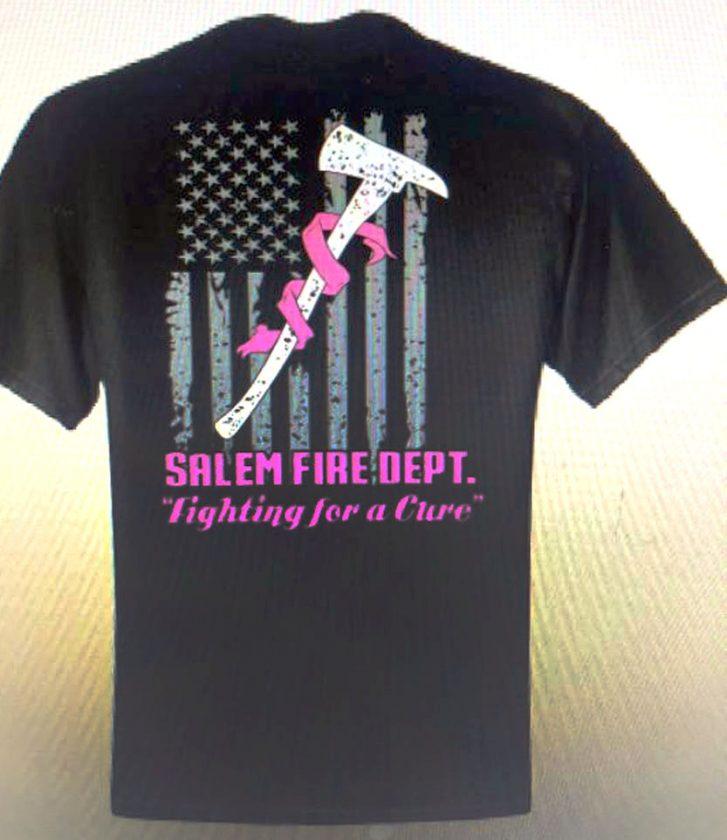 Shirt fundraiser kicks off | News, Sports, Jobs - Morning