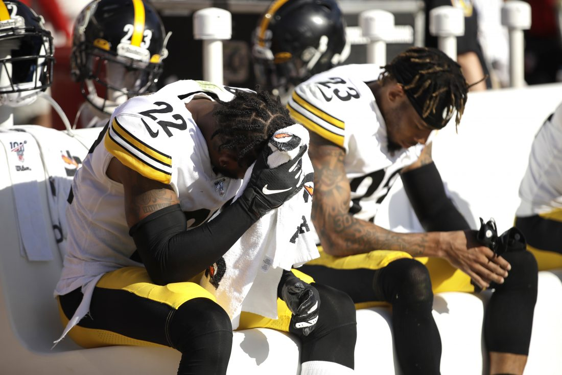 superior quality c65f6 53cf6 Might be a long season for Steelers | News, Sports, Jobs ...